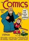 Cover for The Comics (Dell, 1937 series) #7