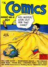 Cover for The Comics (Dell, 1937 series) #9