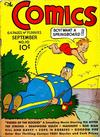 Cover for The Comics (Dell, 1937 series) #10