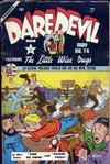 Cover for Daredevil Comics (Lev Gleason, 1941 series) #74