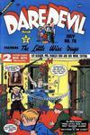 Cover for Daredevil Comics (Lev Gleason, 1941 series) #76