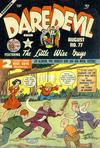 Cover for Daredevil Comics (Lev Gleason, 1941 series) #77