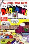 Cover for Daredevil Comics (Lev Gleason, 1941 series) #103