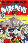 Cover for Daredevil Comics (Lev Gleason, 1941 series) #107