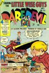 Cover for Daredevil Comics (Lev Gleason, 1941 series) #112