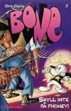 Cover for Bone (Bonnier Carlsen, 1995 series) #3