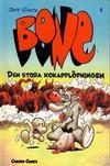 Cover for Bone (Bonnier Carlsen, 1995 series) #4