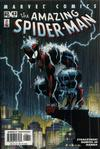 Cover for The Amazing Spider-Man (Marvel, 1999 series) #43 (484) [Direct Edition]