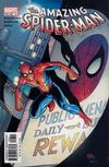 Cover for The Amazing Spider-Man (Marvel, 1999 series) #46 (487) [Direct Edition]