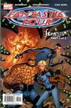Cover for Fantastic Four (Marvel, 1998 series) #63 (492) [Direct Edition]