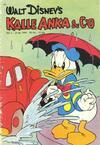 Cover for Kalle Anka & C:o (Hemmets Journal, 1957 series) #2/1958