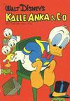 Cover for Kalle Anka & C:o (Hemmets Journal, 1957 series) #5/1958