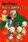 Cover for Kalle Anka & C:o (Hemmets Journal, 1957 series) #6/1958