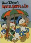 Cover for Kalle Anka & C:o (Hemmets Journal, 1957 series) #9/1958