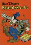 Cover for Kalle Anka & C:o (Hemmets Journal, 1957 series) #14/1958