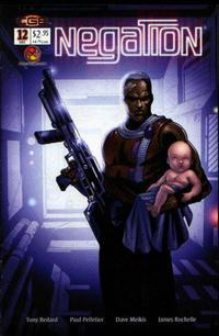 Cover Thumbnail for Negation (CrossGen, 2002 series) #12