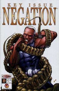 Cover Thumbnail for Negation (CrossGen, 2002 series) #15