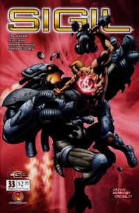 Cover Thumbnail for Sigil (CrossGen, 2000 series) #33
