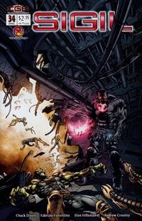 Cover Thumbnail for Sigil (CrossGen, 2000 series) #34
