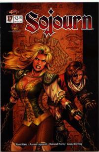 Cover Thumbnail for Sojourn (CrossGen, 2001 series) #17