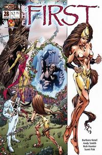 Cover Thumbnail for The First (CrossGen, 2000 series) #28