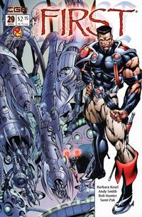 Cover Thumbnail for The First (CrossGen, 2000 series) #29