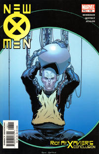Cover Thumbnail for New X-Men (Marvel, 2001 series) #138 [Direct Edition]