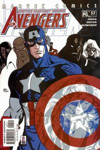 Cover Thumbnail for Avengers (Marvel, 1998 series) #57 (472) [Direct Edition]