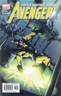 Cover Thumbnail for Avengers (Marvel, 1998 series) #59 (474) [Direct Edition]