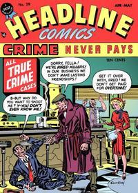Cover Thumbnail for Headline Comics (Prize, 1943 series) #v3#5 (29)