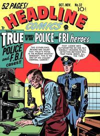 Cover Thumbnail for Headline Comics (Prize, 1943 series) #v4#2 (32)