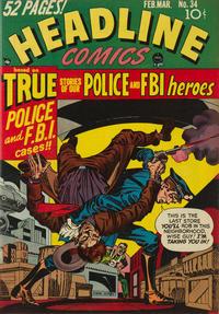 Cover Thumbnail for Headline Comics (Prize, 1943 series) #v4#4 (34)