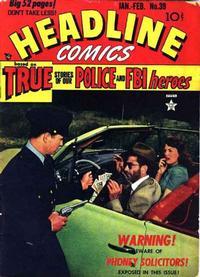 Cover Thumbnail for Headline Comics (Prize, 1943 series) #v5#3 (39)