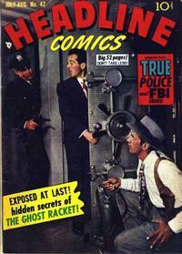 Cover Thumbnail for Headline Comics (Prize, 1943 series) #v5#6 (42)