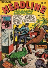 Cover Thumbnail for Headline Comics (Prize, 1943 series) #v6#5 (47)