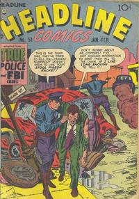 Cover Thumbnail for Headline Comics (Prize, 1943 series) #v7#3 (51)
