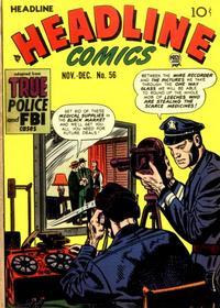 Cover Thumbnail for Headline Comics (Prize, 1943 series) #v8#2 (56)