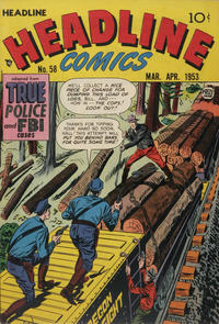 Cover Thumbnail for Headline Comics (Prize, 1943 series) #v8#4 (58)