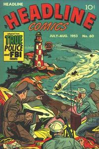 Cover Thumbnail for Headline Comics (Prize, 1943 series) #v8#6 (60)