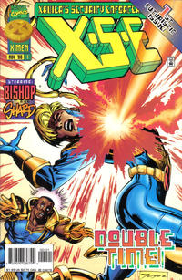 Cover Thumbnail for XSE (Marvel, 1996 series) #1 [Variant Edition]