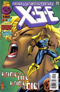 Cover Thumbnail for XSE (Marvel, 1996 series) #2 [Direct Edition]