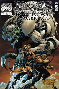 Cover Thumbnail for X-Men / WildC.A.T.S: The Dark Age (Image (Wildstorm); Marvel, 1998 series) #1 [Mat Broome / Stan Parsons Cover]