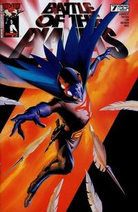 Cover for Battle of the Planets (Image, 2002 series) #7 [Team cover]