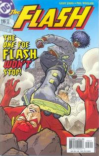 Cover Thumbnail for Flash (DC, 1987 series) #196