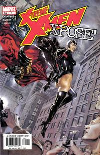 Cover Thumbnail for X-Treme X-Pose (Marvel, 2003 series) #1