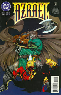 Cover Thumbnail for Azrael (DC, 1995 series) #14