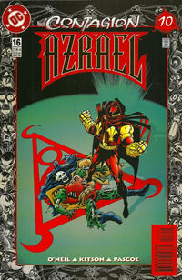 Cover Thumbnail for Azrael (DC, 1995 series) #16 [Direct Sales]