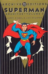 Cover Thumbnail for Superman Archives (DC, 1989 series) #3