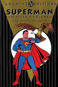 Cover Thumbnail for Superman Archives (DC, 1989 series) #4
