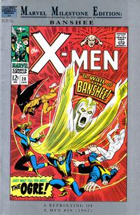 Cover Thumbnail for Marvel Milestone Edition: X-Men #28 (Marvel, 1994 series) #[nn]